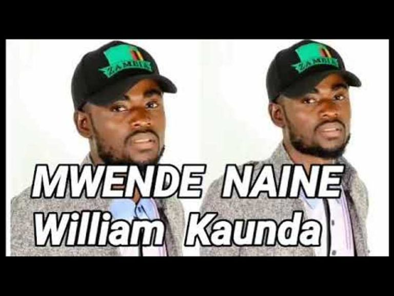 William Kaunda – Mwende Naine